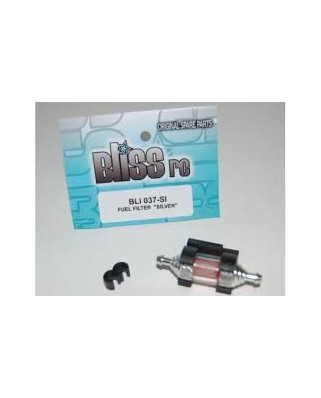 BLISS - Filtro miscela silver