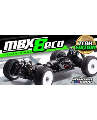 Mugen MBX8 Eco 1/8 off road TEAM EDITION