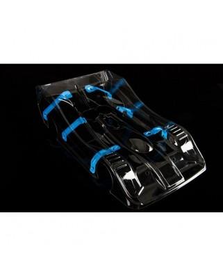 Xtreame Aerodynamics - Rinforzi + alettone 1/8