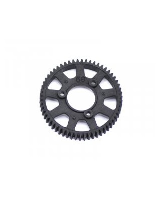 Serpent 2-speed gear 58T SL8 XLI