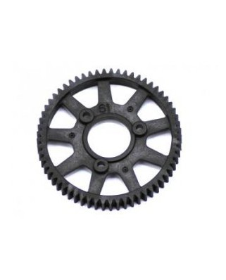 Serpent 2-speed gear 61T SL8 XLI V2