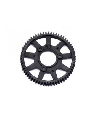 Serpent 2-speed gear 63T SL8 XLI V2