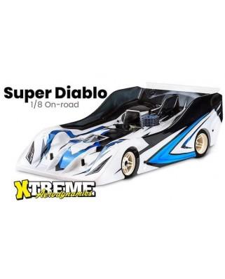 Carrozzeria Xtreme Aerodynamics Super Diablo 0.75mm - PRECUT