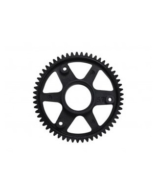 Serpent 2-speed gear 57T XLI Gen2