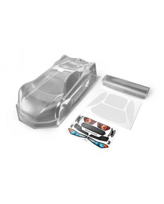 GT Body with Wing for 1/8 On-Road GT