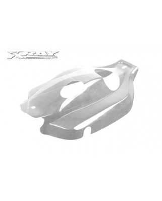 XRAY XB808 Body For 1/8 Off-Road Buggy - Low Profile