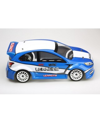 LC Racing EMB-WRC 1/14 4WD Mini rally car