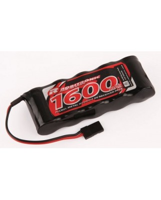 Robitronic NiMH Battery 1600mAh 5 cells 2/3A for RX