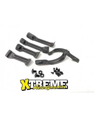 Xtreame Aerodynamics - Rinforzi in carbonio 1/8