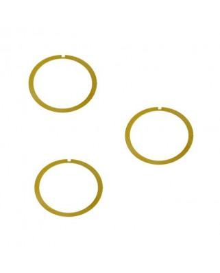 Rasamenti per cilindro 3.5CC 0,2MM (3) - 3.5CC 0,2MM LINEER SHIMS (3)