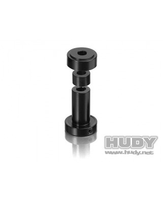 Hudy - Bearing Presser Adapter for .21 Engine - Set