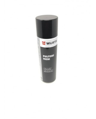 Wurth - Pulitore per freni Black Edition 500 ml